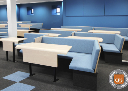 Interactive Bench Seating