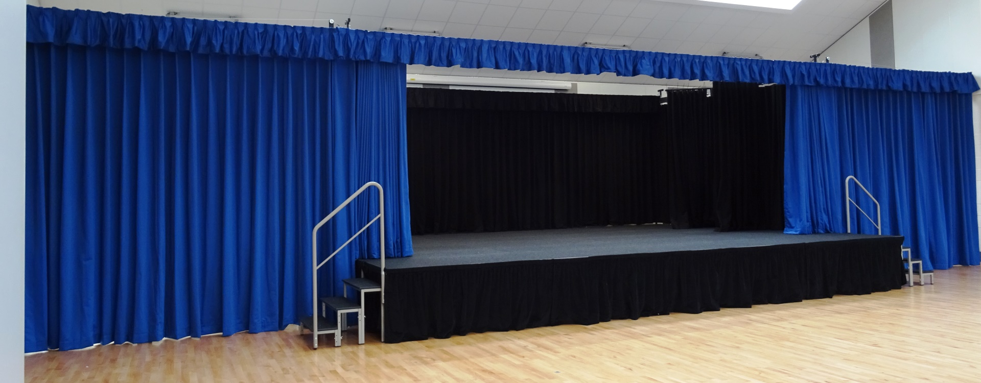 School stage