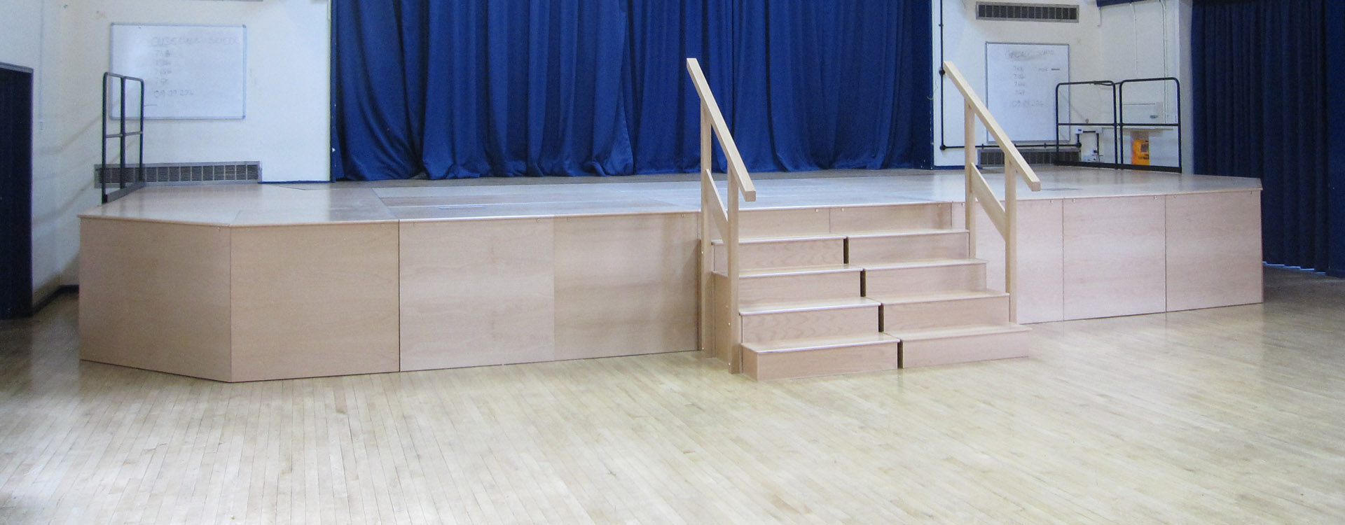 School Staging