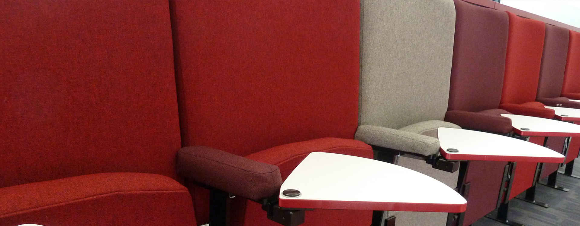 Aston University Lecture Theatre Seating