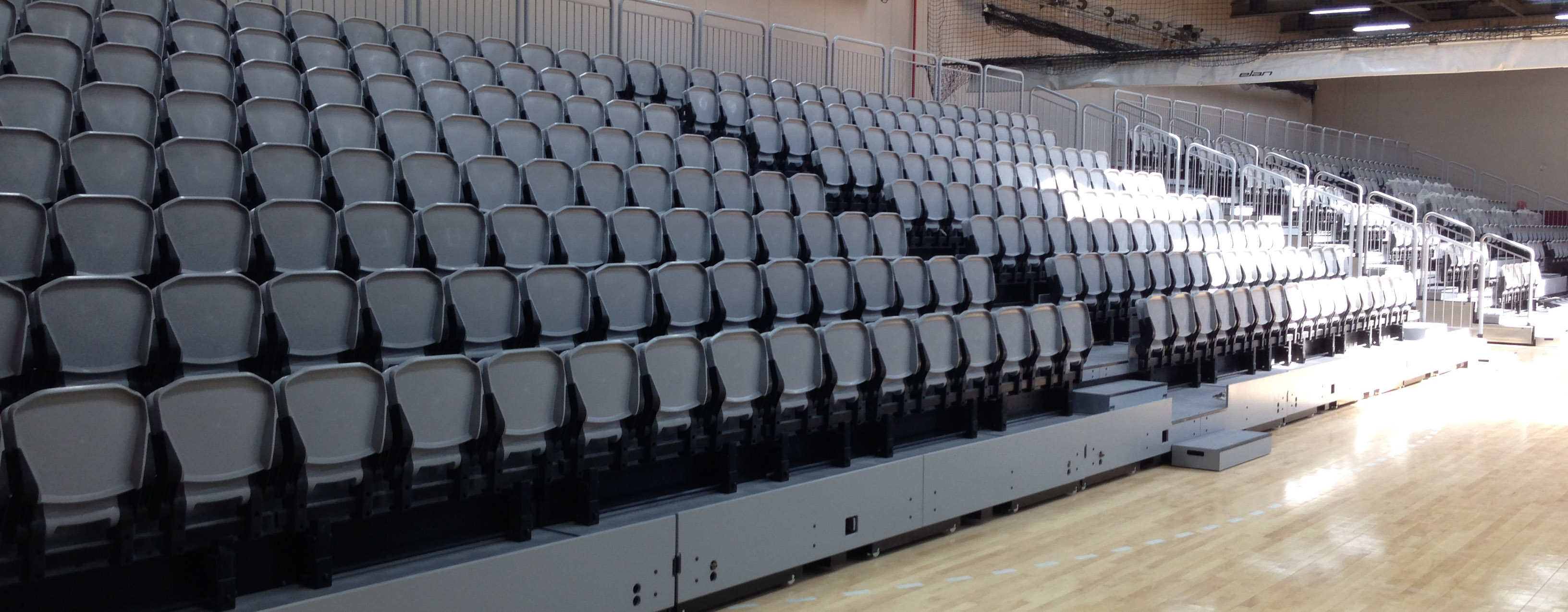 Avatar Retractable Seating