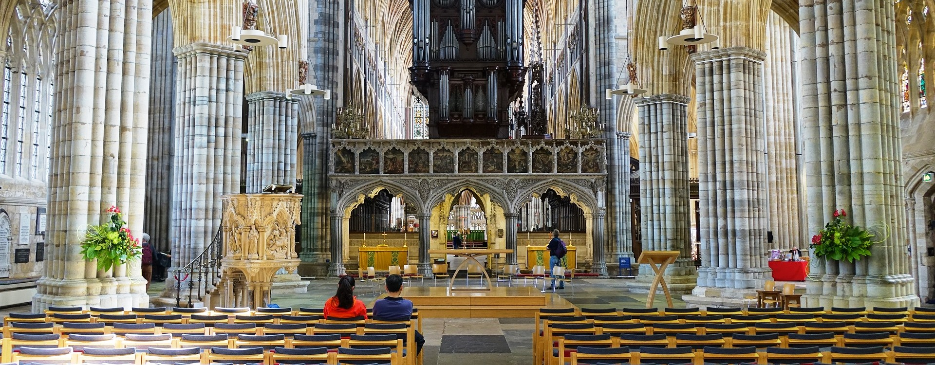 Cathedral staging