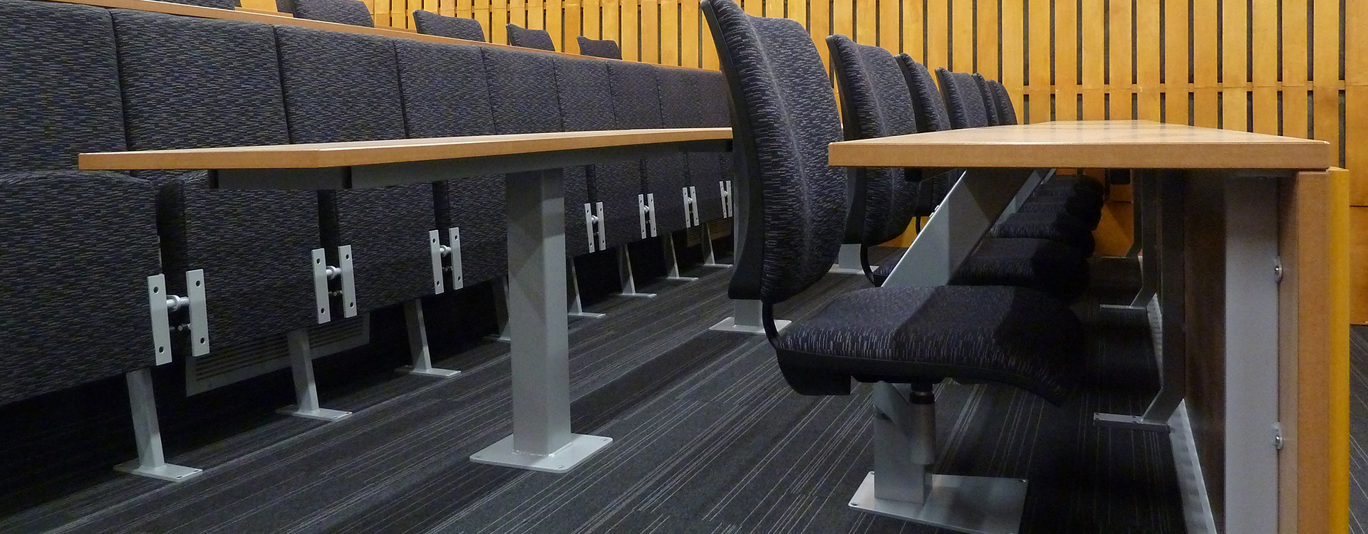 University of Hull Lecture Theatre Seating