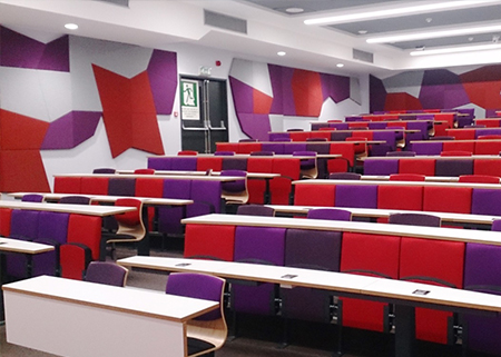 Cardiff University Inova Turn and Learn Seating
