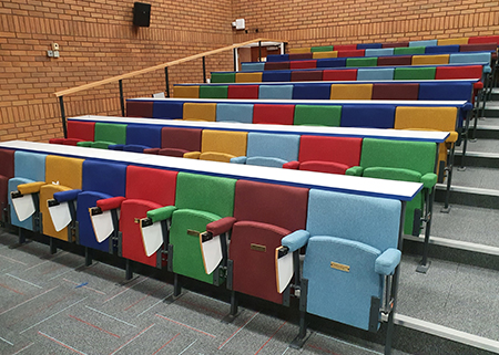 Royal Orthopaedic Hospital Lecture Theatre Seating