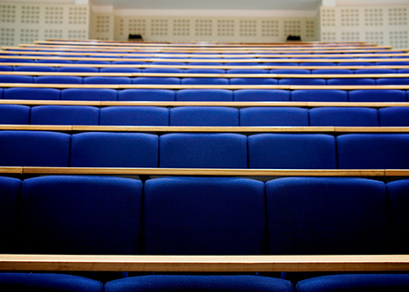 University of Sheffield Lecture Theatre Seating