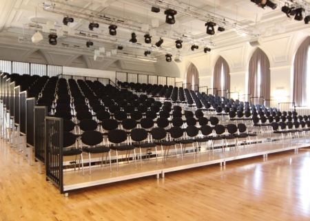 Demountable-Seating Systems