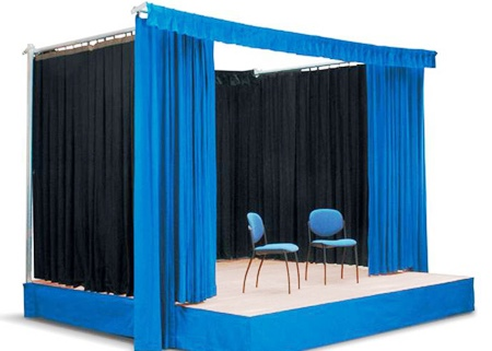 Stage Curtain & Truss Systems
