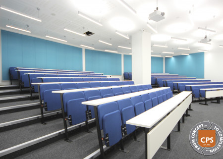 Lecture Theatre Seating