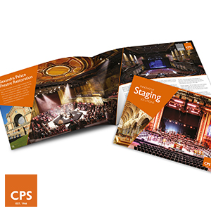 staging brochure