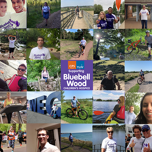 More Than £1,200 Raised From Mileage Challenge For The Bluebell Wood