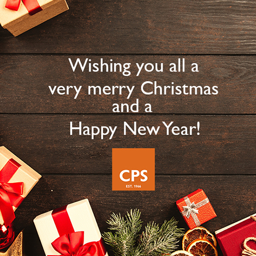 Season's Greetings From CPS
