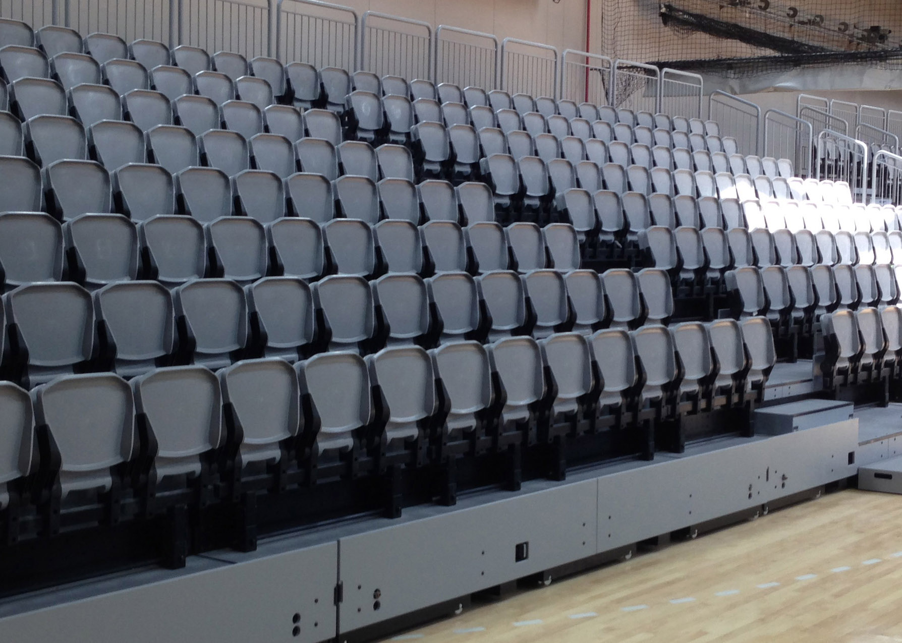 Spectator Seating Seating Manufacturers Cps Manufacturing Co