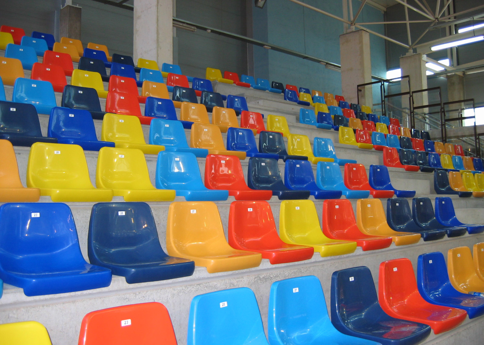 CR4 Spectator Seating