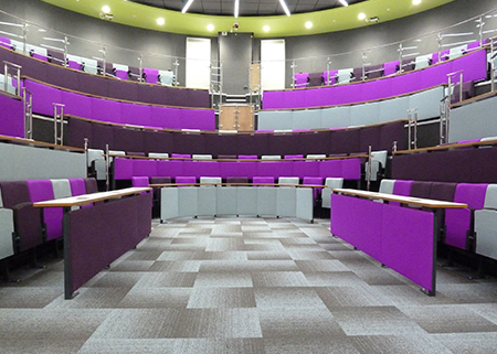 Harvard Style Lecture Theatre Seating