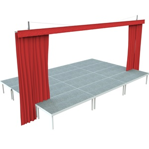Alu Perform Curtain System