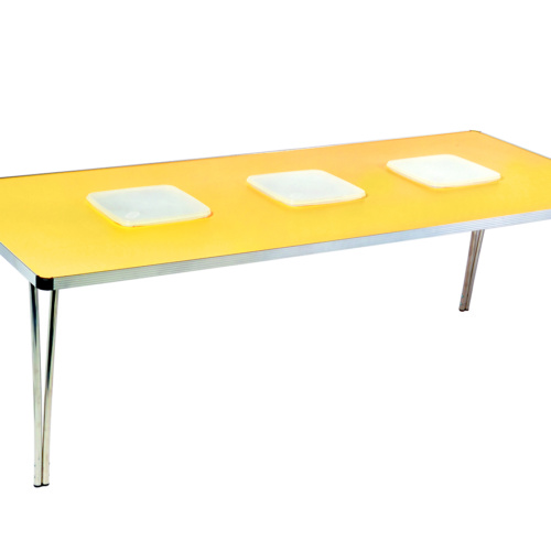 Mensa Cut Folding Table