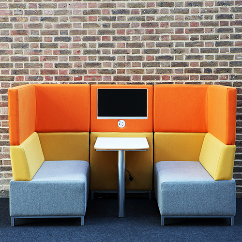 Break-out and Collaborative Furniture