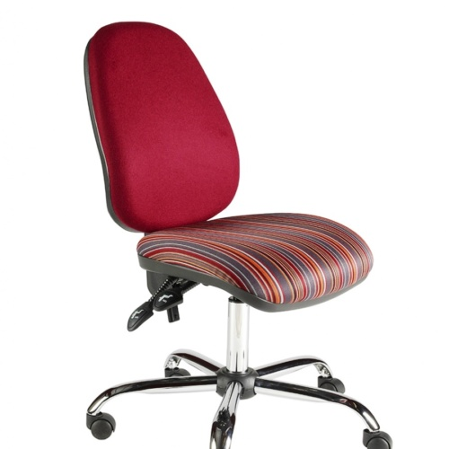 Clavo High Back Twin Lever Operator Chair