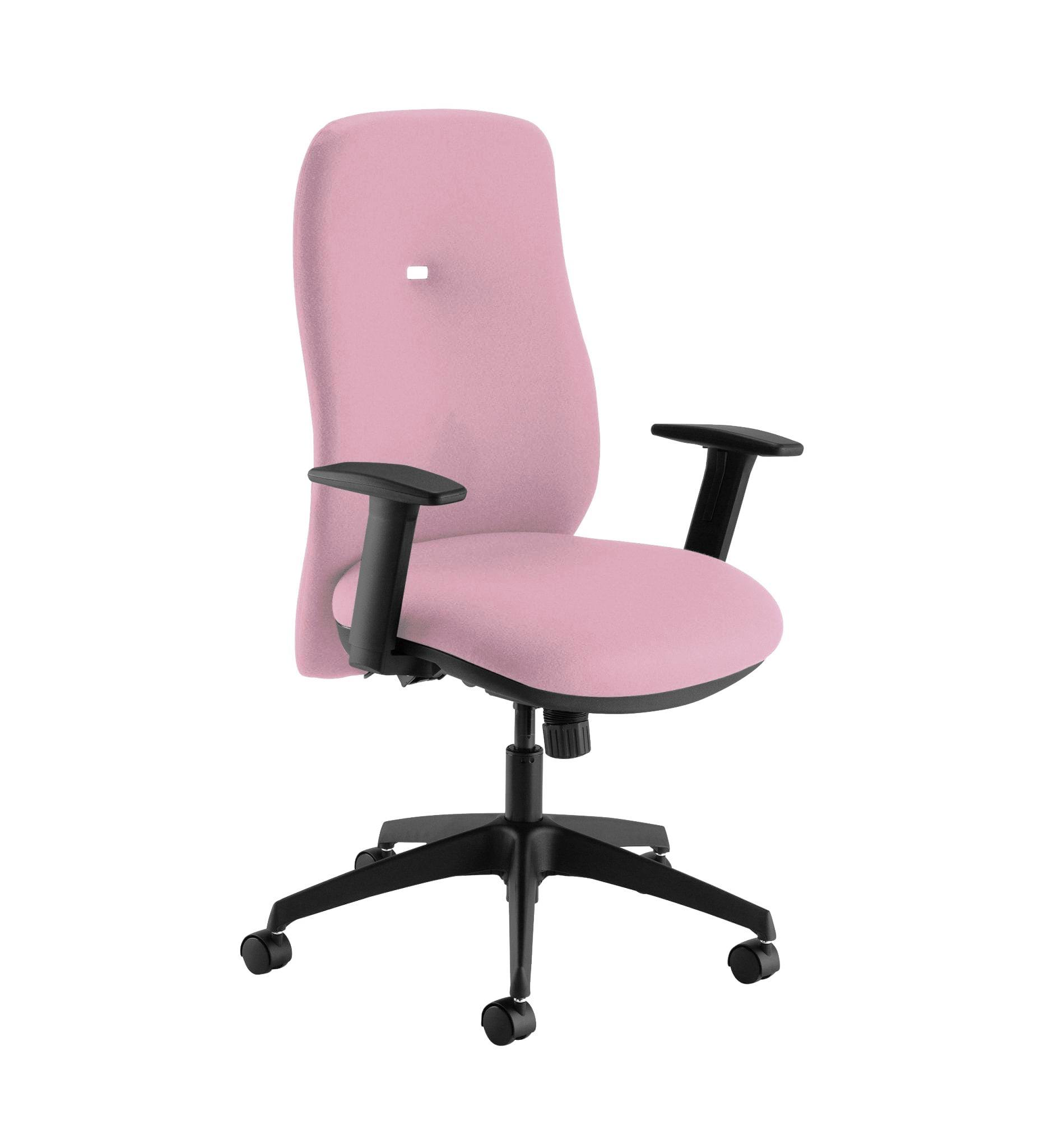 Mollis Operator Chair With Height Adjustable Arms
