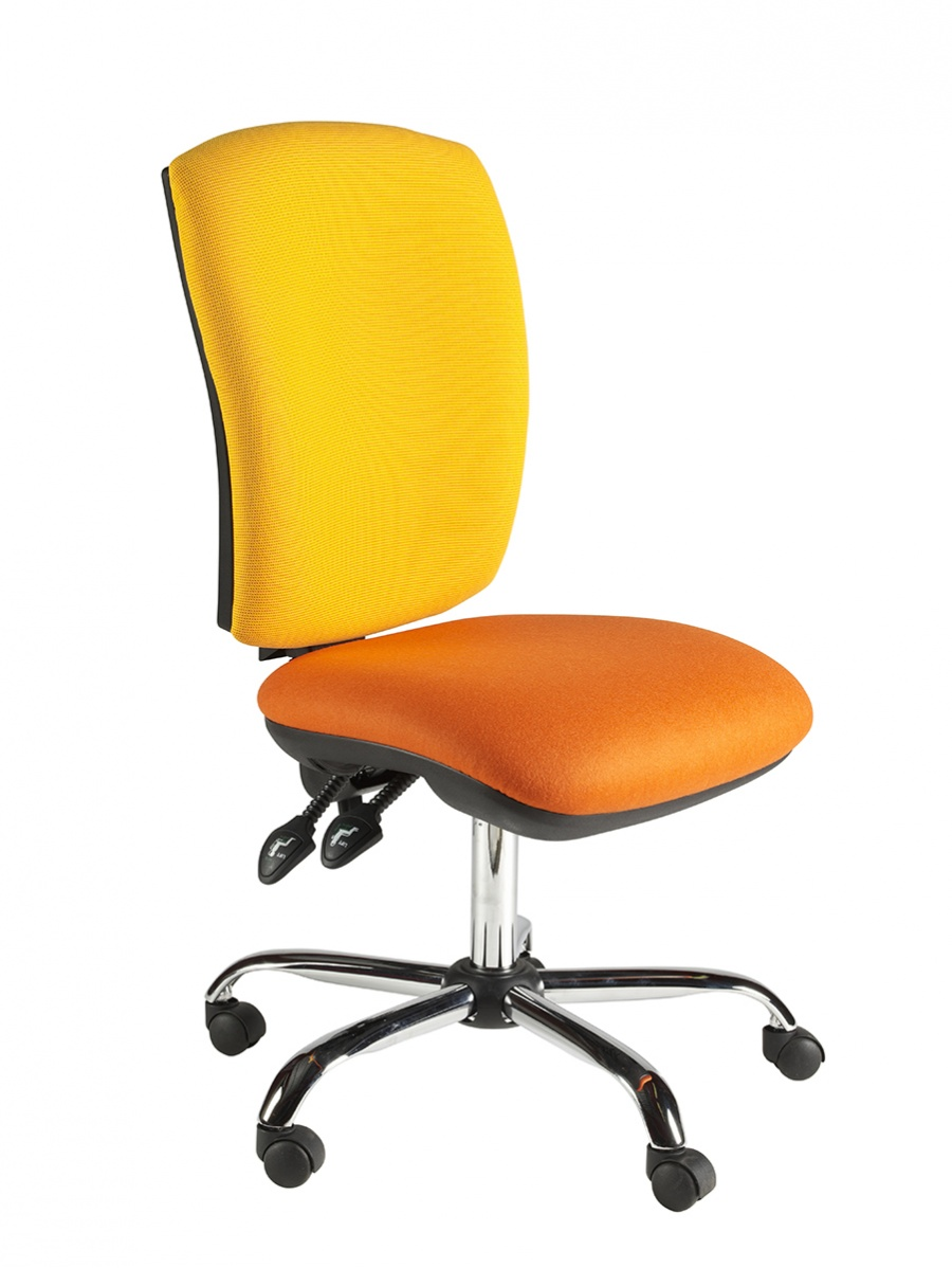 Clavo Tall Square High Back Operator Chair