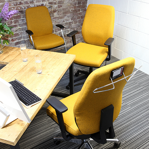 Auctor Operator Chairs