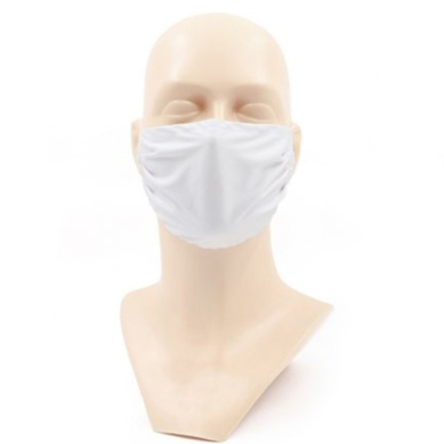 Plain Reusable and Machine Washable Face Mask
